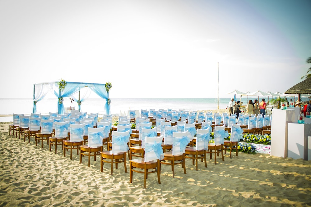 Outdoor Wedding Area, Eden Resort Phu Quoc