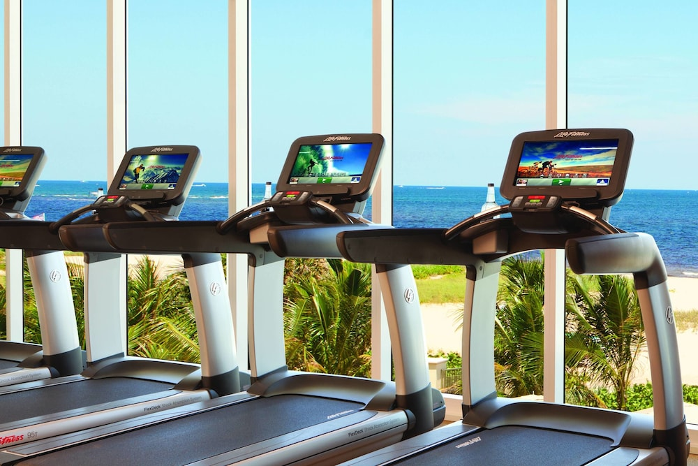 Gym, Fort Lauderdale Marriott Pompano Beach Resort and Spa