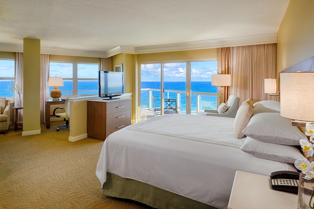 Room, Fort Lauderdale Marriott Pompano Beach Resort and Spa