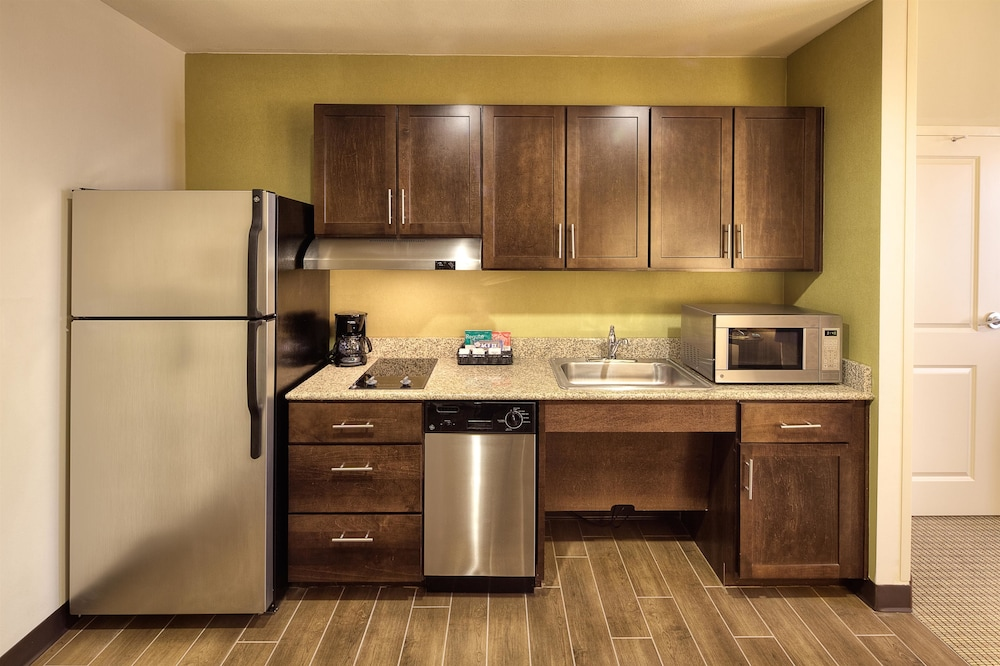 Private Kitchen, Homewood Suites Victoria, TX