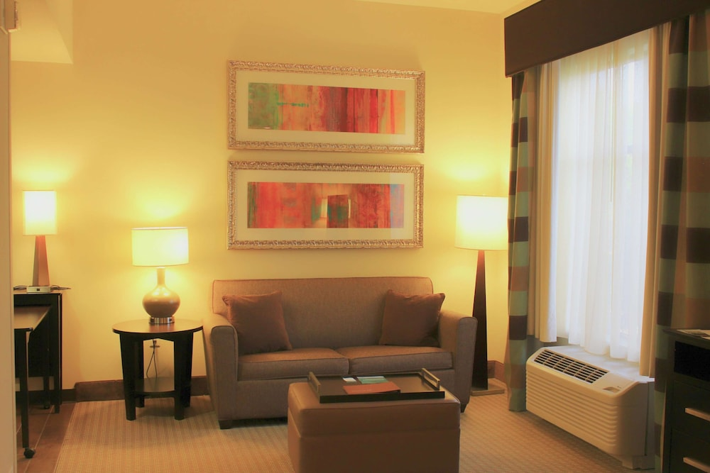 Living Area, Homewood Suites Victoria, TX