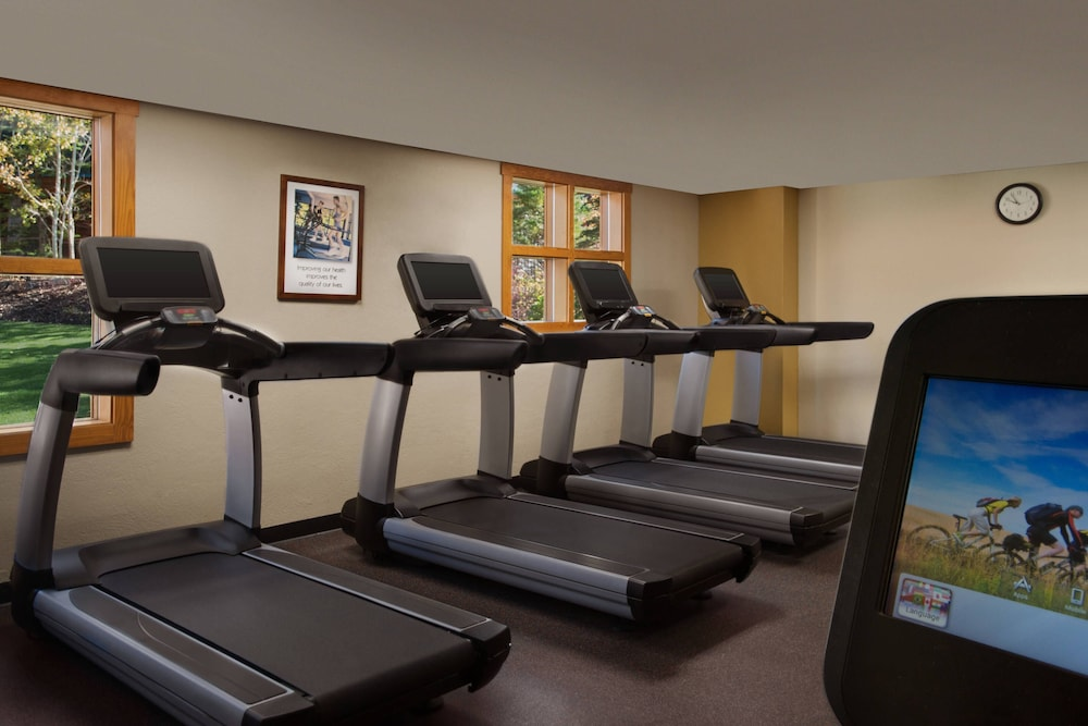 Fitness Facility, Grand Residences by Marriott, Tahoe - 1 to 3 bedrooms & Pent