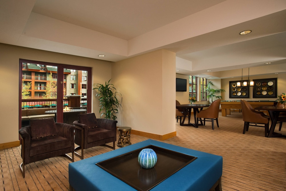 Lounge, Grand Residences by Marriott, Tahoe - 1 to 3 bedrooms & Pent