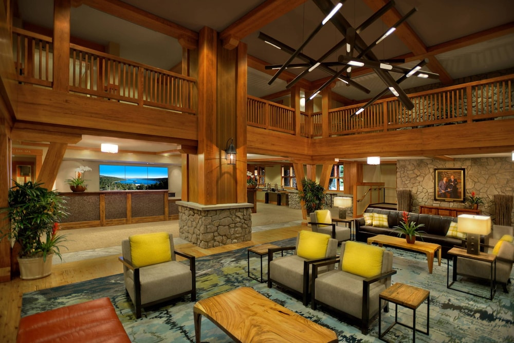 Lobby, Grand Residences by Marriott, Tahoe - 1 to 3 bedrooms & Pent
