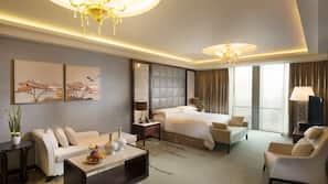 Hypo-allergenic bedding, down comforters, Select Comfort beds, minibar