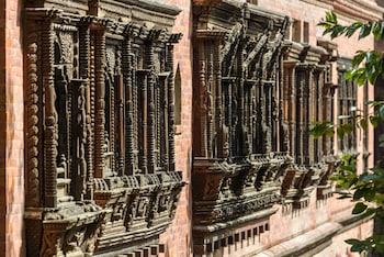 Battisputali, Kathmandu, Nepal.