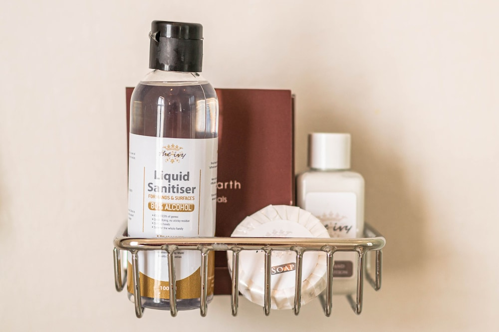 Bathroom Amenities, The Ivy Apartments