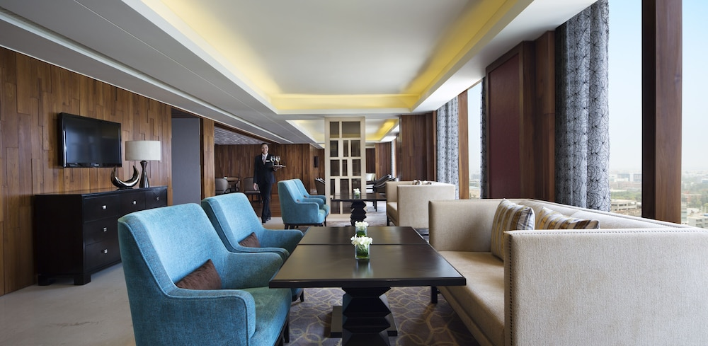 Executive Lounge, Bengaluru Marriott Hotel Whitefield