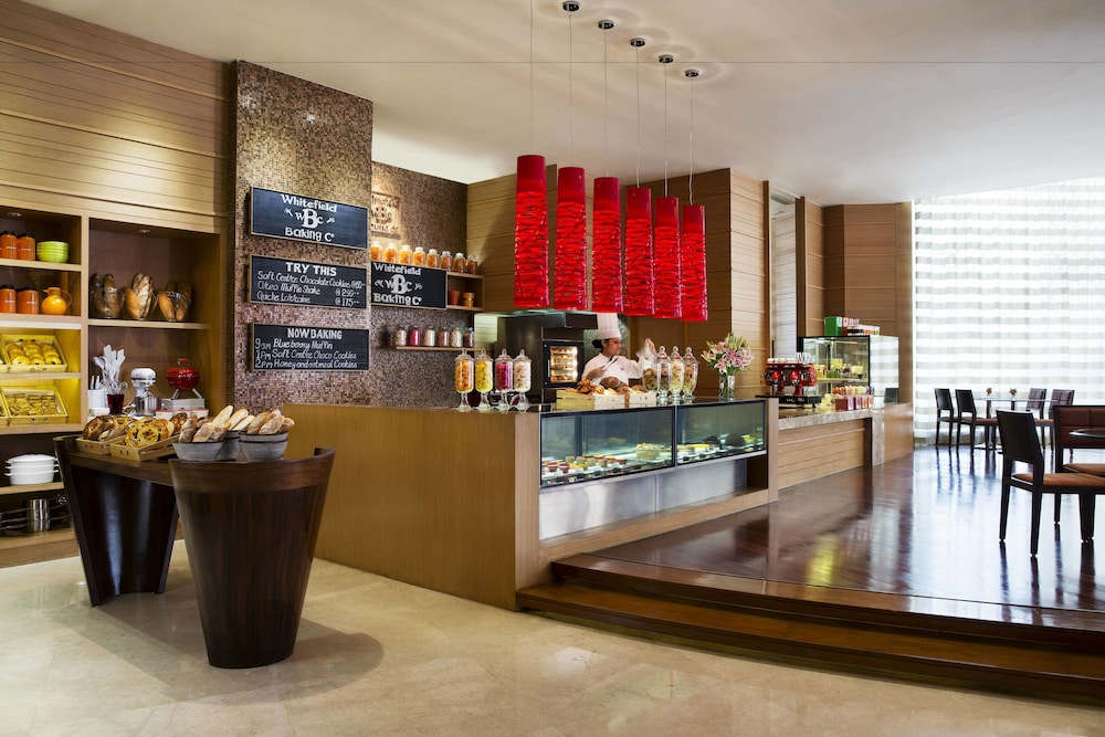 Restaurant, Bengaluru Marriott Hotel Whitefield