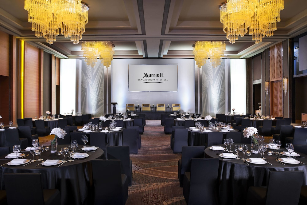 Meeting Facility, Bengaluru Marriott Hotel Whitefield