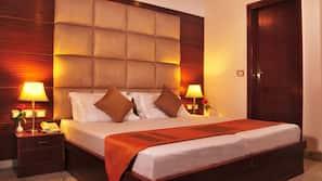 1 bedroom, Select Comfort beds, free minibar items