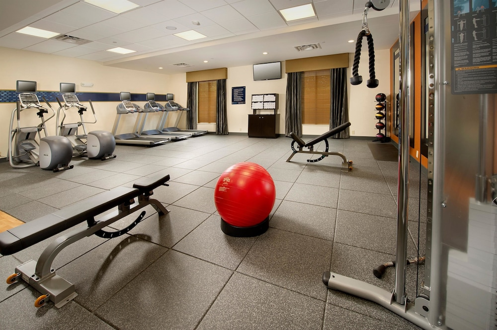 Fitness Facility, Hampton Inn Chattanooga W Lookout Mtn