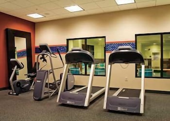 Fitness Facility, Hampton Inn & Suites Springdale/Zion National Park