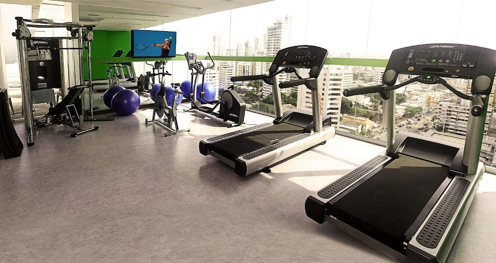 Fitness Facility, Hampton By Hilton Cartagena