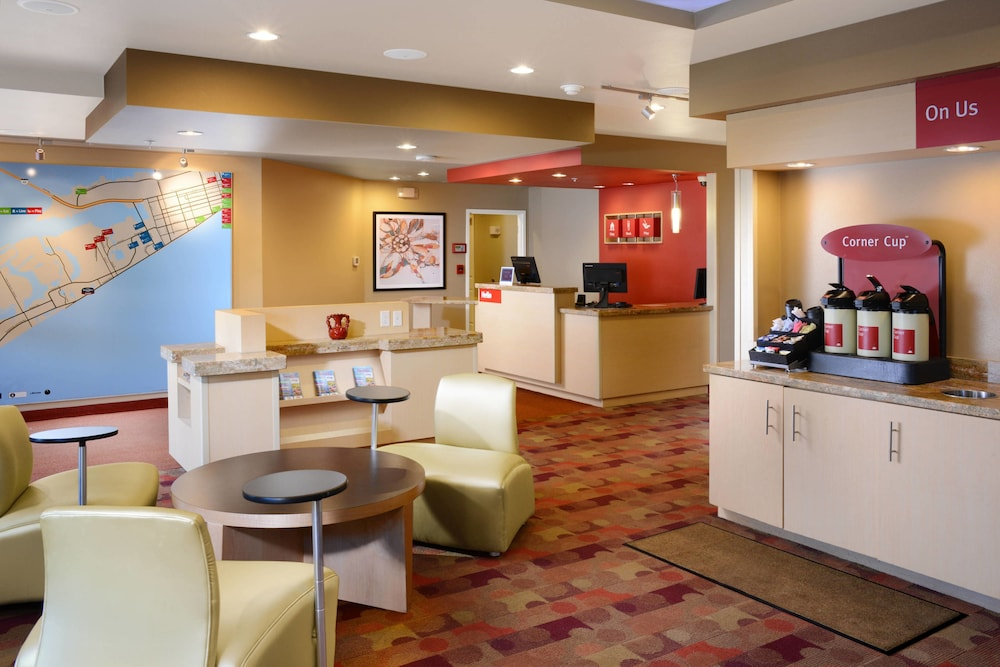 Lobby, TownePlace Suites by Marriott Galveston Island