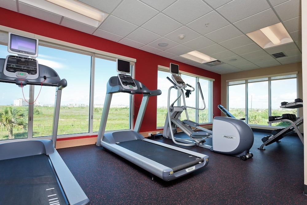 Fitness Facility, TownePlace Suites by Marriott Galveston Island