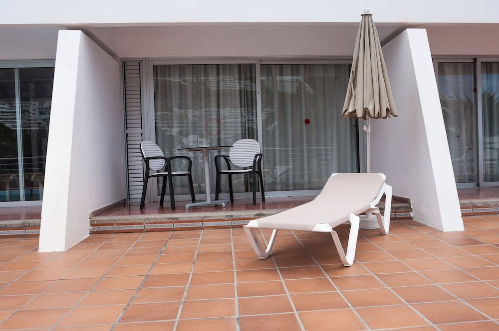 Terrace/Patio, Apartamentos Miami