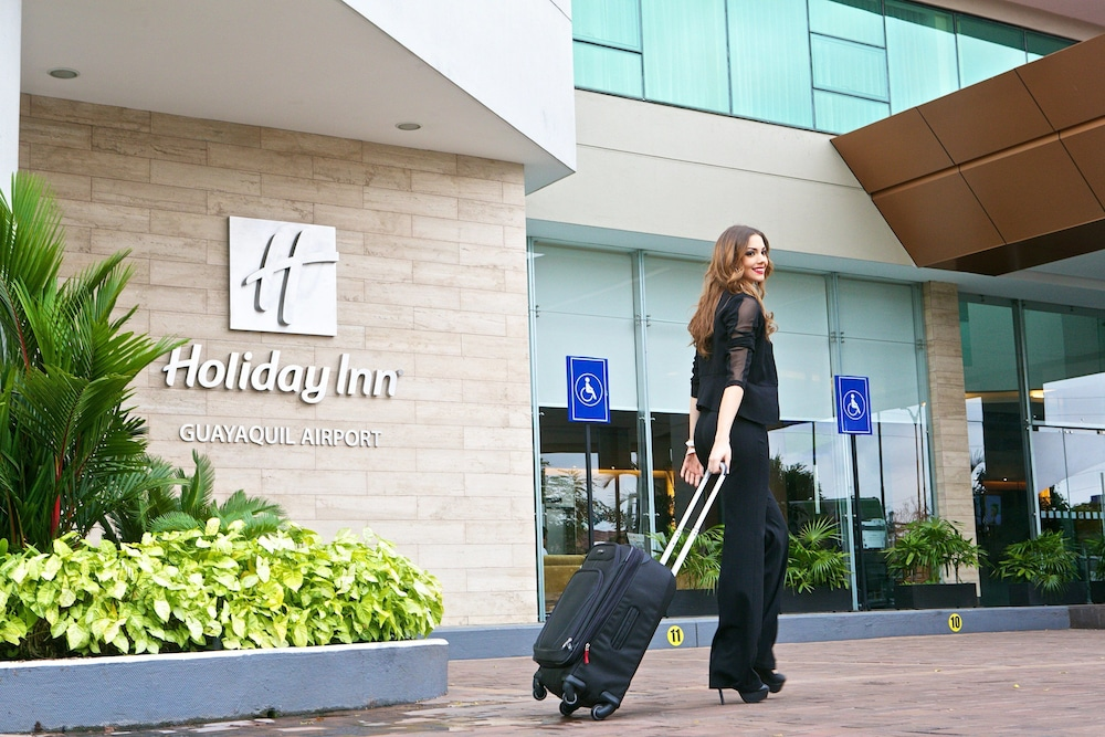 Exterior, Holiday Inn Guayaquil Airport