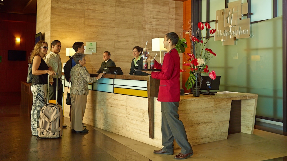 Lobby, Holiday Inn Guayaquil Airport