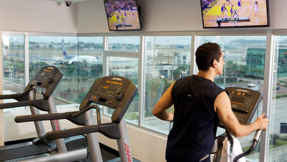Fitness Facility, Holiday Inn Guayaquil Airport