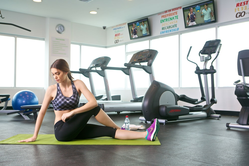 Gym, Holiday Inn Guayaquil Airport