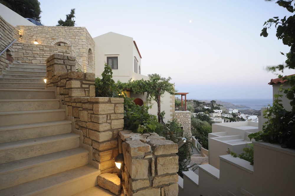 Terrace/Patio, Stefanos Village