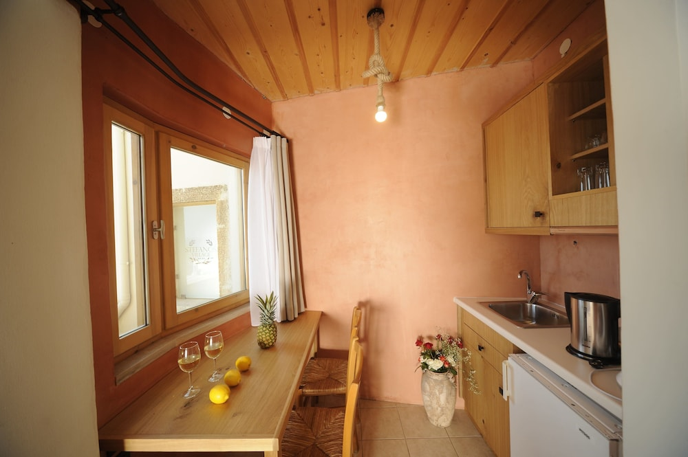 Private Kitchen, Stefanos Village