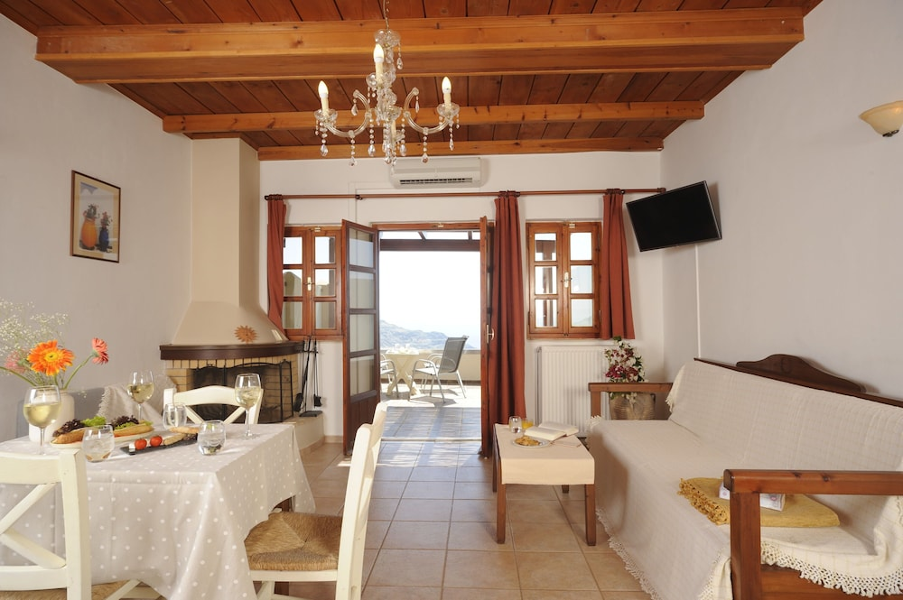 Living Area, Stefanos Village