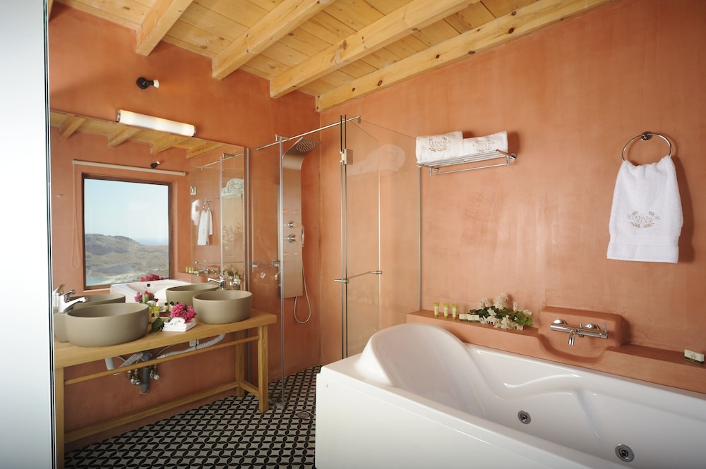 Bathroom, Stefanos Village