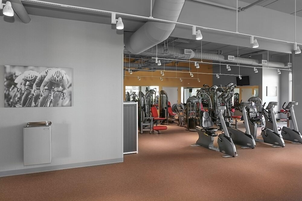 Fitness Facility, Holiday Inn Hotel & Suites East Peoria