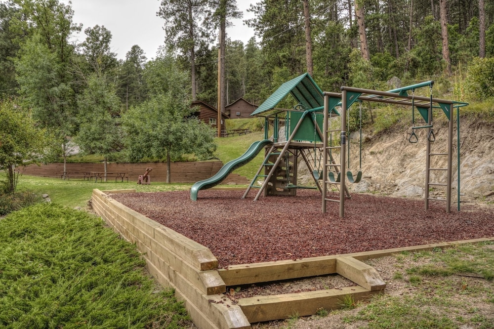 Children's Play Area - Outdoor, Powder House Lodge