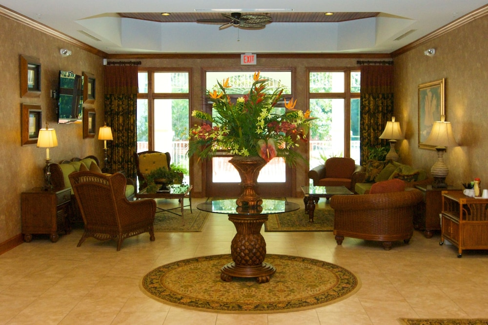 Lobby Sitting Area, Coral Sands Resorts by Palmera