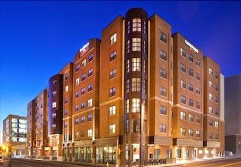 Residence Inn Syracuse Downtown At Armory Square