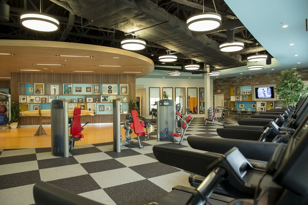 Fitness Facility, Universal's Cabana Bay Beach Resort