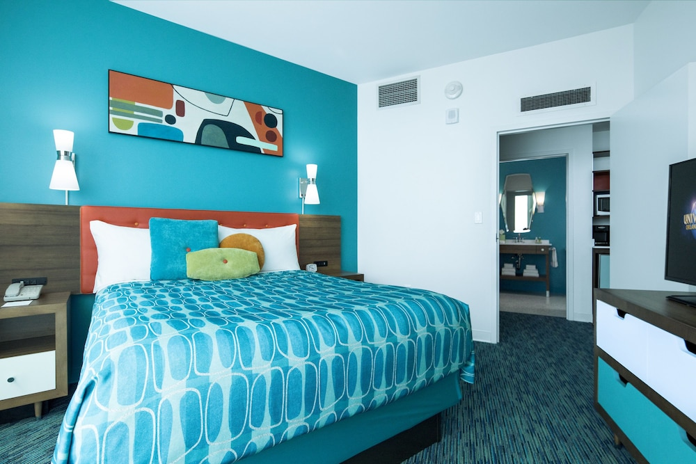 Room, Universal's Cabana Bay Beach Resort