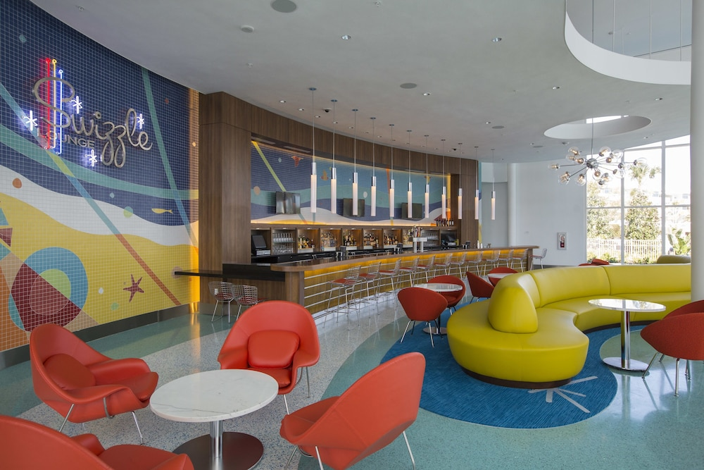 Lounge, Universal's Cabana Bay Beach Resort