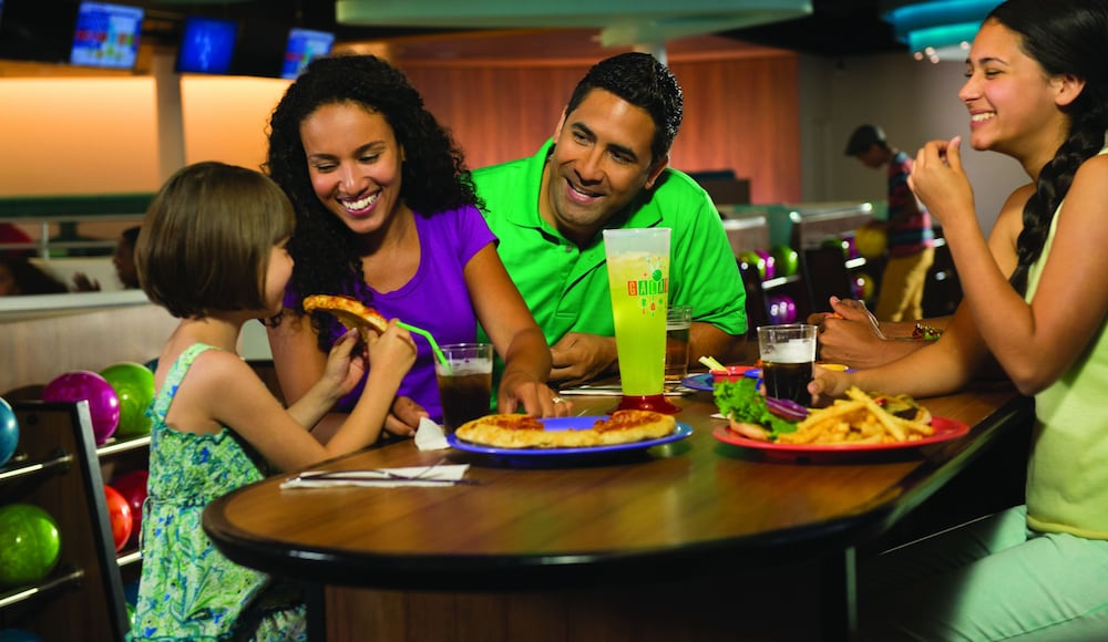 Family Dining, Universal's Cabana Bay Beach Resort