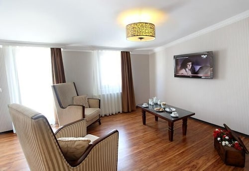 Living Area, Pera Orient Suites