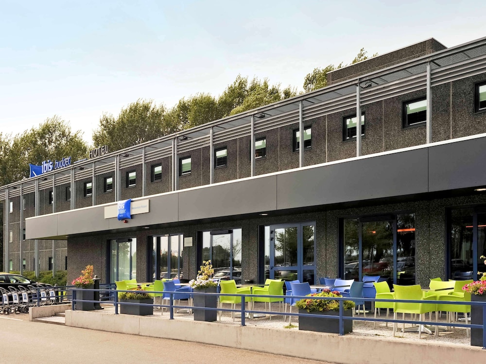 Terrace/Patio, ibis budget Amsterdam Airport