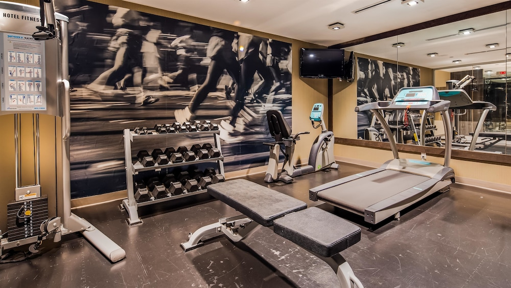 Fitness Facility, Best Western Premier Herald Square
