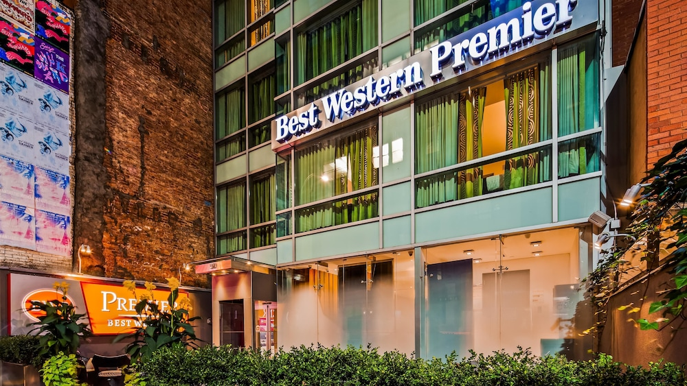 Featured Image, Best Western Premier Herald Square