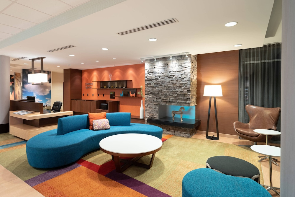Lobby, Fairfield Inn & Suites DuBois