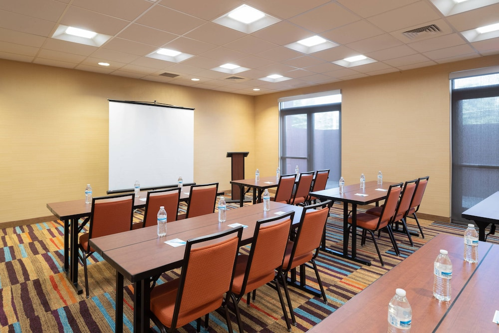 Meeting Facility, Fairfield Inn & Suites DuBois