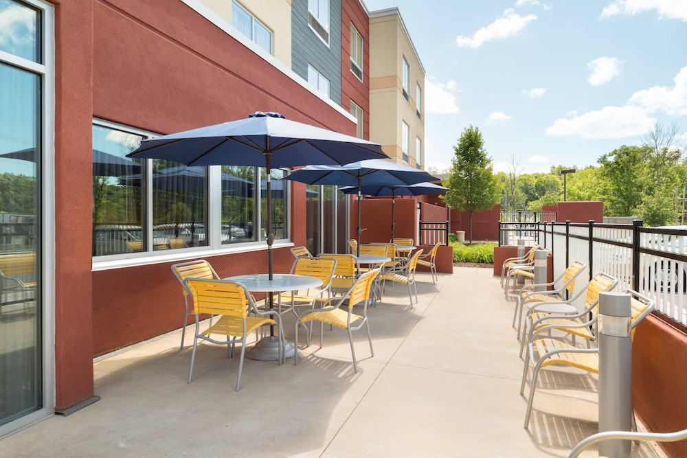 Exterior, Fairfield Inn & Suites DuBois