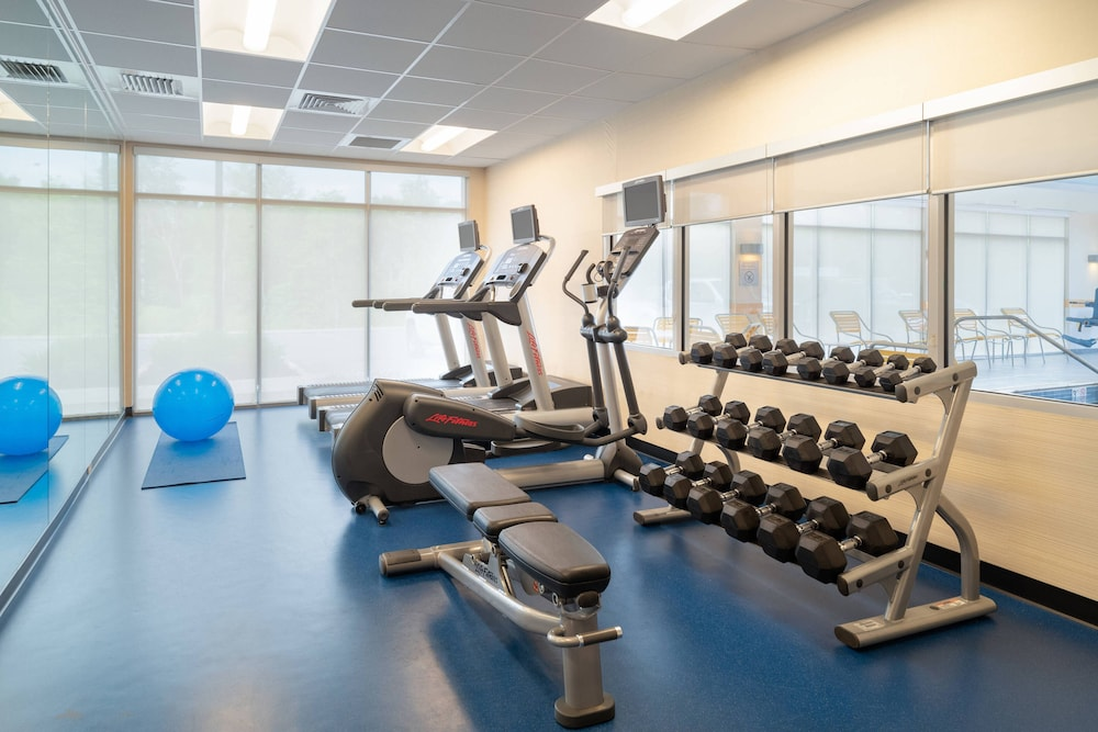 Fitness Facility, Fairfield Inn & Suites DuBois
