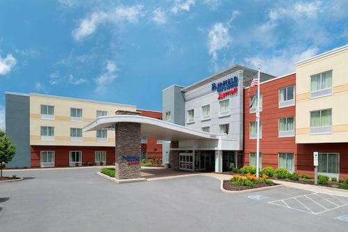 Check Expedia for Availability of Fairfield Inn & Suites DuBois