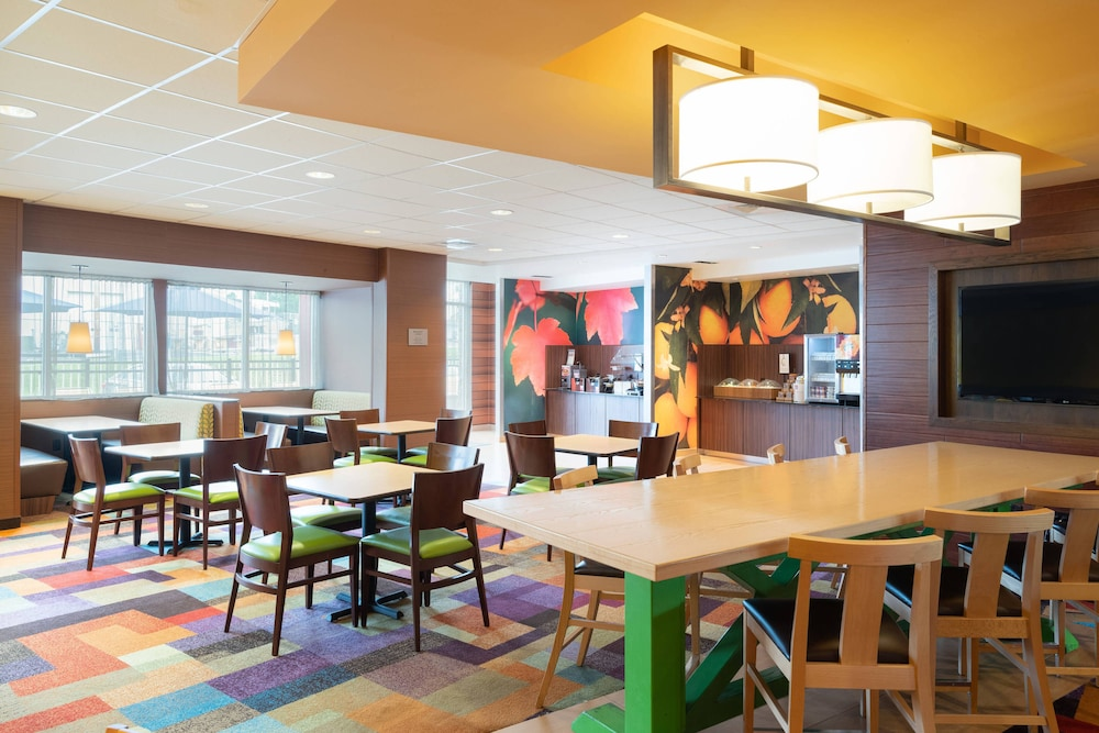Dining, Fairfield Inn & Suites DuBois