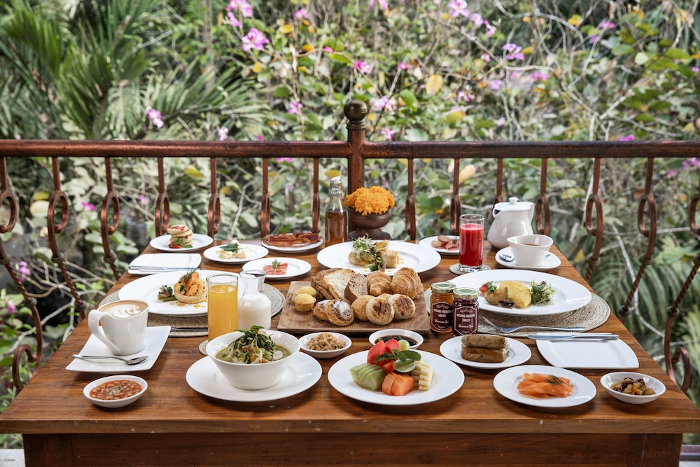 Breakfast Meal, Ayung Resort Ubud