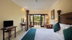 1 phòng ngủ, bộ đồ giường cao cấp, nệm Select Comfort