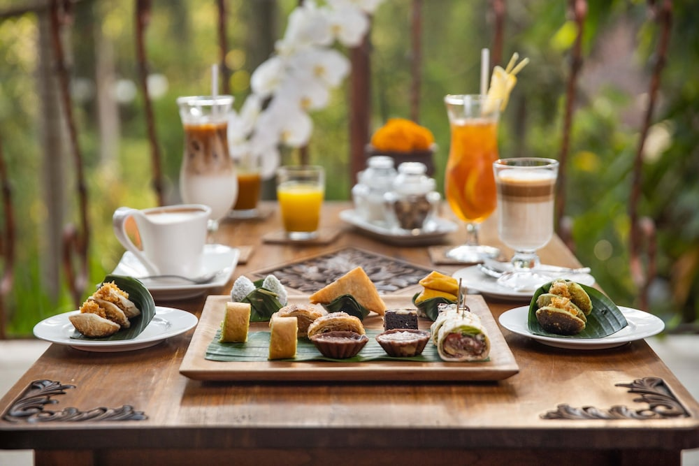 Food and Drink, Ayung Resort Ubud